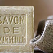 Savon De Marseille Print by Frank Tschakert