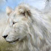 Serengeti Spirit Print by Carol Cavalaris
