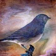 Snowbird Stories... Print by Arthur Miller