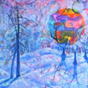 Solstice Print by Rollin Kocsis