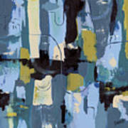 Spa Abstract 2 Print by Debbie DeWitt