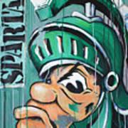 Spartans Print by Julia Pappas