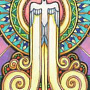 Spirit Rising Print by Amy S Turner