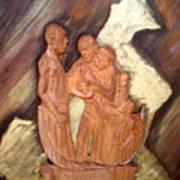Thanks Print by Emmanuel Baliyanga