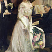 The Celebrated Print by Joseph Marius Avy