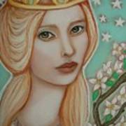 The Empress Print by Tammy Mae Moon
