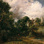 The Glebe Farm Print by John Constable