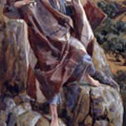 The Good Shepherd Print by Tissot