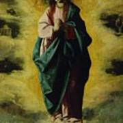 The Immaculate Conception Print by Francisco de Zurbaran
