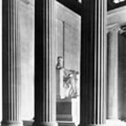 The Lincoln Memorial Print by War Is Hell Store