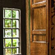 The Open Window Print by Lynn Andrews