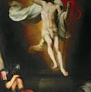 The Resurrection Of Christ Print by Bartolome Esteban Murillo