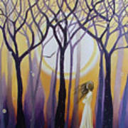 The View Print by Amanda Clark
