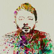 Thom Yorke Print by Naxart Studio