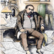 Thomas Nast (1840-1902) Print by Granger