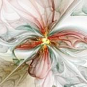 Tiger Lily Print by Amanda Moore