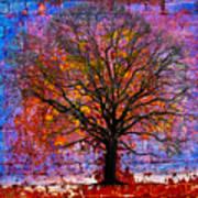 Tree Of Life Print by David Clanton