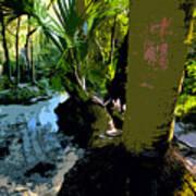 Tropical Spring Print by David Lee Thompson