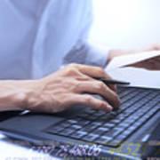 Typing Print by Atiketta Sangasaeng