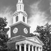 University Of Kentucky Memorial Hall Print by University Icons