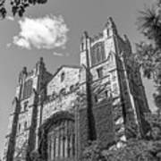University Of Michigan Law Library Print by University Icons
