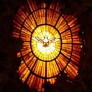 Vatican Window Print by Carol Groenen