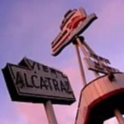 View Alcatraz Print by Elizabeth Hoskinson