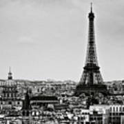View Of City Print by Sbk_20d Pictures
