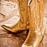 Western Wear Print by Jill Smith
