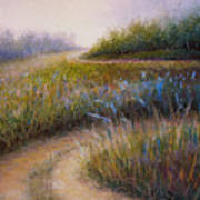 Wildflower Road Print by Susan Jenkins