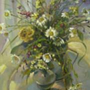 Wildflowers Print by Tigran Ghulyan