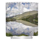 Lakes Of The Clouds - Mount Washington New Hampshire Shower Curtain by Erin Paul Donovan
