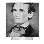 Abraham Lincoln Shower Curtain by Unknown