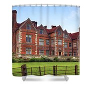 Breamore House Shower Curtain by Joana Kruse