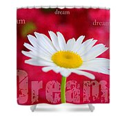 Dream Shower Curtain by Darren Fisher