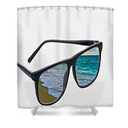 Dreaming Shower Curtain by Cheryl Young