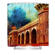 Jhangir Tomb Shower Curtain by Catf