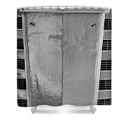 John Deere Grill Shower Curtain by Susan Candelario