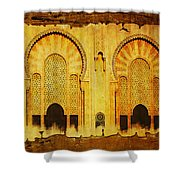 Medina of Faz Shower Curtain by Catf