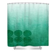 Tranquility Shower Curtain by Linda Woods