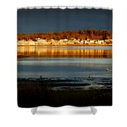Weather  Shower Curtain by Marysue Ryan