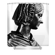 Florence Nightingale Shower Curtain by Granger