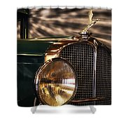 1931 Oakland Sports Coupe Shower Curtain by Thomas Woolworth