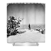 Grand Canyon: Sightseer Shower Curtain by Granger