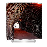 In The Spotlight Shower Curtain by Frozen in Time Fine Art Photography