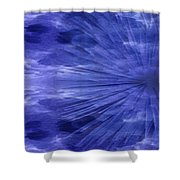 Abstract 58 Shower Curtain by J D Owen