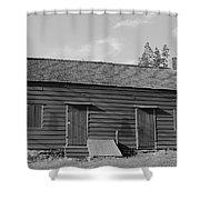Farmhouse Shower Curtain by Frank Romeo