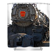 3750 Shower Curtain by Skip Willits