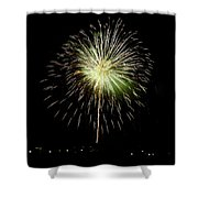 4th Of July 2 Shower Curtain by Marilyn Hunt