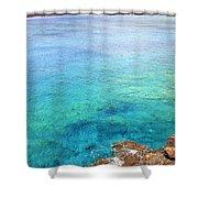 La Perouse Bay Shower Curtain by Jenna Szerlag